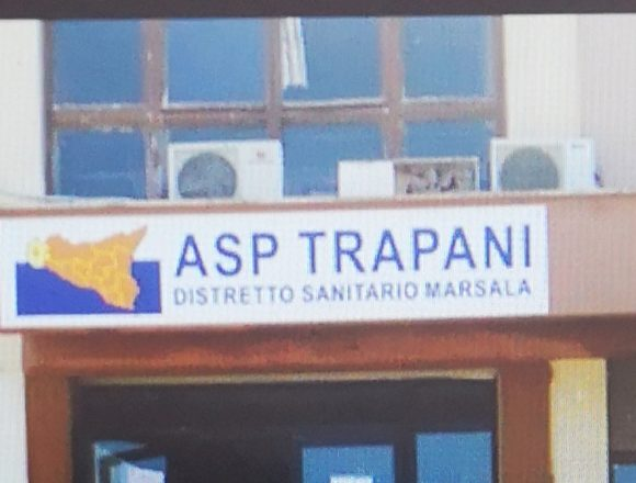 Asp Trapani, da oggi ripresa attività assistenziali territoriali distretto sanitario Marsala