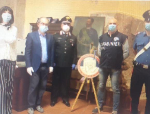 Scavi clandestini, furti di beni culturali, contraffazione di opere d'arte. Il consuntivo del Comando Carabinieri Tutela Patrimonio Culturale