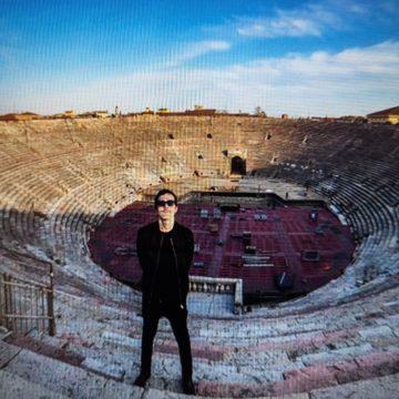 """Da solo nell'Arena di Verona Diodato canterà """"Fai rumore"""" per Europe Shine A Light sabato su Rai 1 alle ore 20,30"""