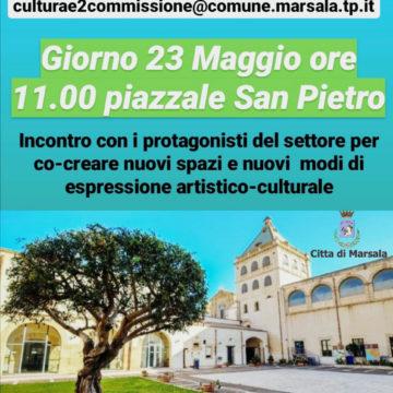 Uno spazio virtuale e un incontro con gli artisti  per rilanciare la cultura a Marsala