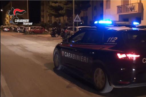 Marsala. Ladro incastrato da una impronta arrestato dai carabinieri