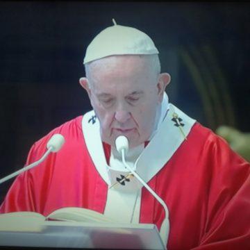 """Papa Francesco: """"Ma esiste anche la pandemia della fame"""". Oggi nella Giornata di preghiera e digiuno"""