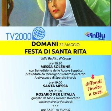 Domani su TV2000