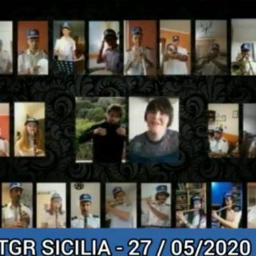 """""""Maggio dei libri""""a San Filippo del Mela. Successo straordinario per l'esibizione della banda dell'Associazione """"Giovanni  Paolo II"""""""