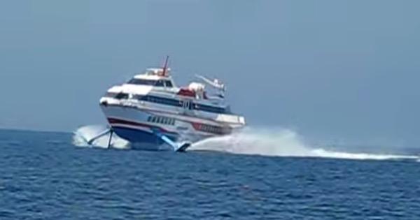 Sicilia, pieno regime per i collegamenti con le isole minori