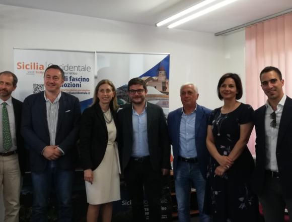 """Sicilia Occidentale: Territorio unico. Presentata la campagna di comunicazione del """"Distretto turistico sicilia Occidentale"""""""
