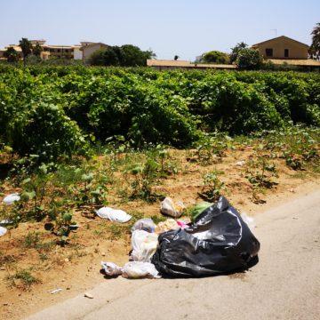 Marsala, controllo contro l'abbandono dei rifiuti nel territorio. Il Comune avvia la procedura per il servizio