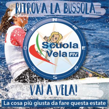"""""""Ritrovata la bussola"""" è l'appello della Federazione italiana Vela per rilanciare la pratica della vela"""