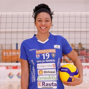 """Marsala Volley, Lauryn Gillis è il colpo a """"stelle e a strisce"""" di Marsala"""