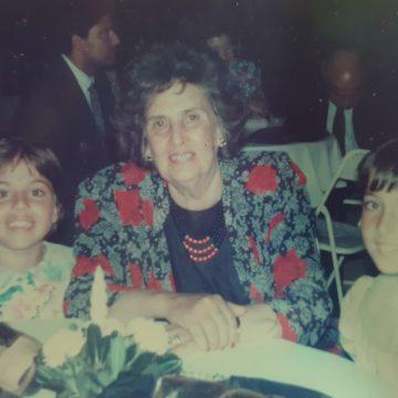 Grazie nonna per avere avuto fiducia in me