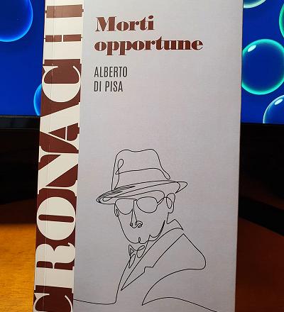 Morti sospette: l'ultimo libro di Alberto Di Pisa. Si parla di Enrico Mattei, Mauro De Mauro, Vincenzo Li Causi…
