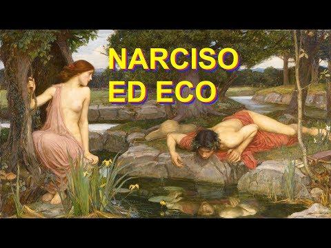 Il mito di Narciso e La disperata ricerca dell 'Amore