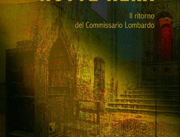 """Lo scrittore Giuseppe Petrarca autore del libro """"Notte Nera"""" oggi interverrà su Radio Kiss Kiss Italia"""