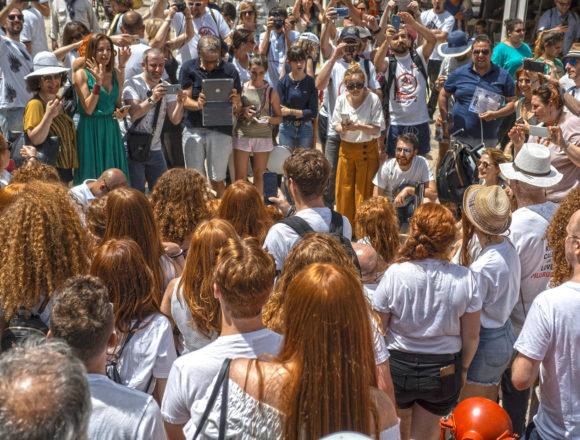 """Favignana,torna """"Red Head Sicily"""", il raduno dei rossi naturali, dal 4 al 6 settembre il sushi incontra la Sicilia. II^ edizione del Festival dei rossi naturali"""