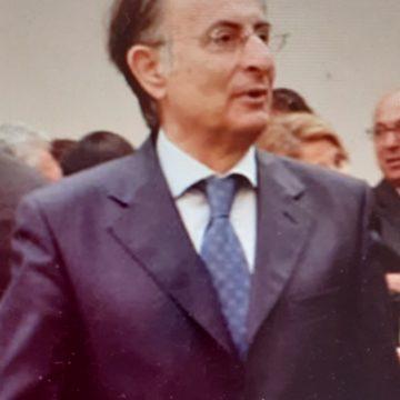 E' scomparso un'ora fa il giudice Roberto De Simone. Fu Presidente del Tribunale di Marsala e Trapani