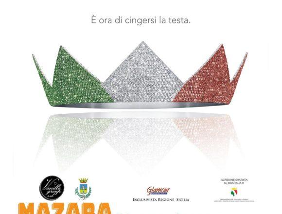 """Miss Italia approda al Mazara Food Fest: sabato 8 agosto il titolo di """"Miss isola del sole"""" per la prima finalista regionale. Attesa per il """"Cous cous in tour al rosso di Mazara"""""""