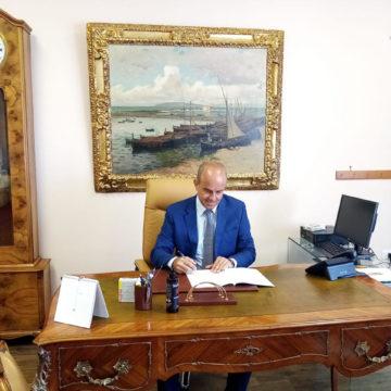 Asp Trapani, Paolo Zappalà è il nuovo commissario straordinario