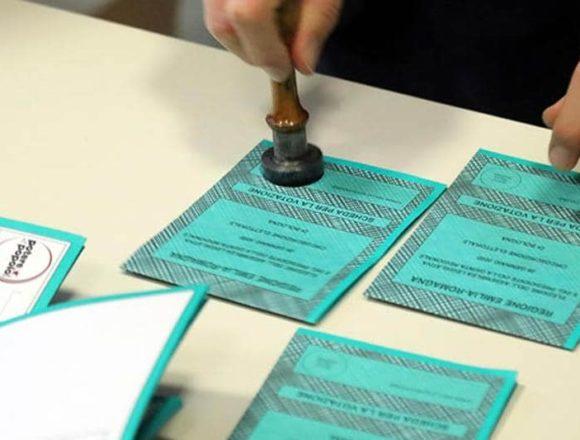 Referendum costituzionale 20-21 settembre. Comunicazioni dell'ufficio elettorale di Marsala. Su richiesta motivata e documentata si può votare dal proprio domicilio