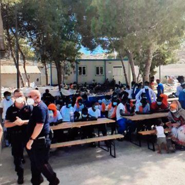 """Hotspot, Musumeci: """"Altri 30 sbarchi a Lampedusa. Nell'hotspot sono più di mille: seicento in sole 48 ore. Se la mia ordinanza non fosse stata sospesa, oggi avremmo una relatà molto diversa"""""""