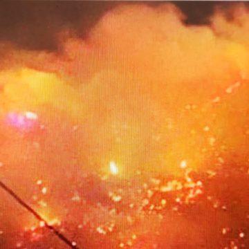 """La Sicilia brucia. Notte di incendi da San Vito Lo Capo a Messina.In fiamme Altofonte. Musumeci:"""" Ho convocato il governo della Regione per una riunione urgente"""""""