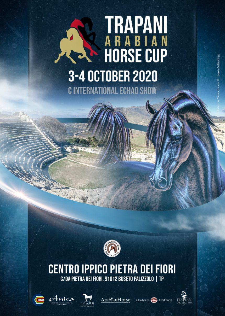 """Al centro ippico """"Pietra dei fiori"""" la """"Trapani Arabian Horse Cup"""""""