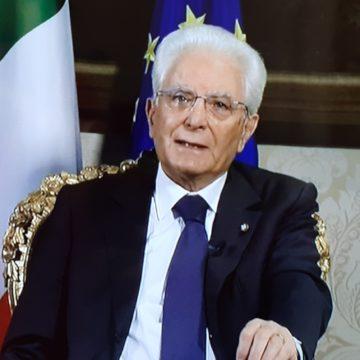 """Mattarella a Cernobbio:""""  Con l'emergenza covid l'Ue ha ritrovato l'antico spirito dei padri fondatori. Il Recovery Found rappresenta una svolta di portata straordinaria"""""""