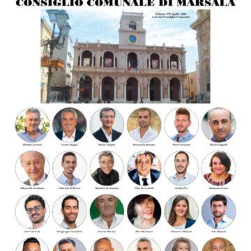 I 24 consiglieri eletti a Marsala