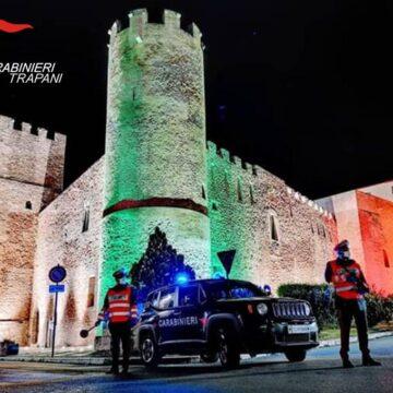 Alcamo, i Carabinieri arrestano un 27enne: aveva danneggiato l'auto del suo rivale in amore