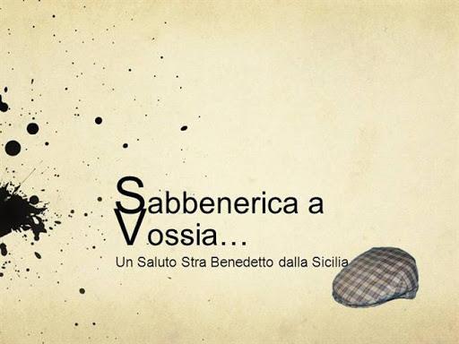 """Da """"voss'abbinirica"""" a """"ciao"""" piccola storia del saluto in Sicilia"""