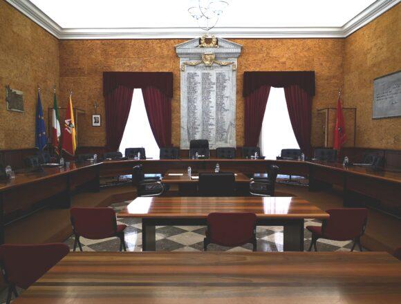 Marsala, convocazione del nuovo consiglio comunale il 29 ottobre alle ore 10 Palazzo VII Aprile