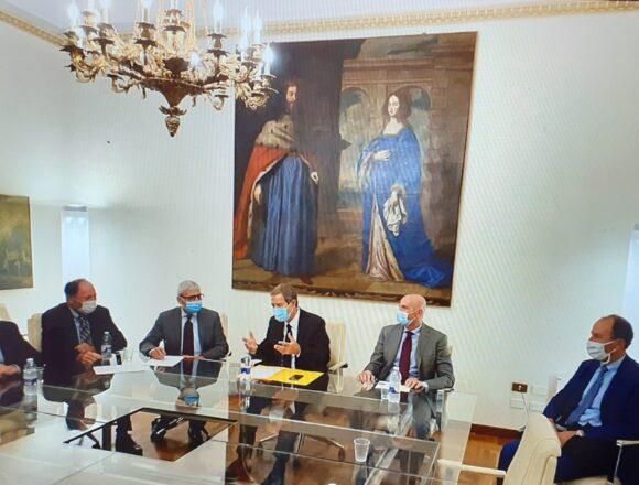 Musumeci a sostegno dei vitivinicoltori marsalesi. Il deputato Stefano Pellegrino  ha evidenziato la vocazione viticola del territorio trapanese e l'importanza del settore