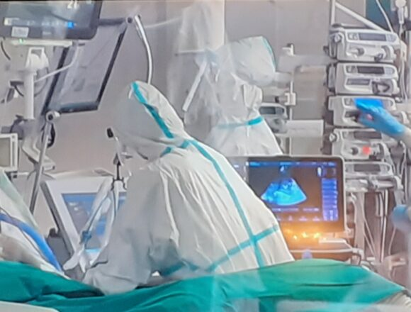Coronavirus, misure a sostegno dei lavoratori del sistema sanitario regionale impegnati nell'emergenza