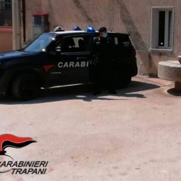 Salemi: i Carabinieri arrestano corriere della droga in piena zona rossa