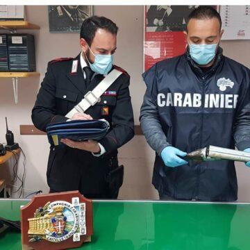 Omicidio Favoroso: rinvenuti dai Carabinieri due fucili a canne mozze