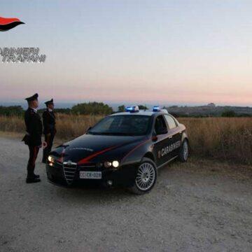 Castelvetrano. Scoperto dai Carabinieri mentre smaltisce rifiuti su un terreno sequestrato: denunciato un 62 enne