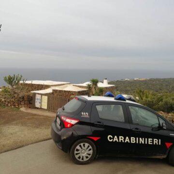 Pantelleria: controlli dei Carabinieri, chiuso un bar per inosservanza della normativa anti-covid