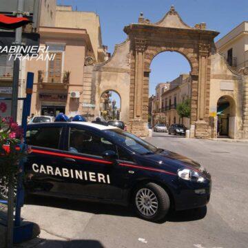 Castelvetrano: i Carabinieri denunciano un 24enne per maltrattamenti in famiglia