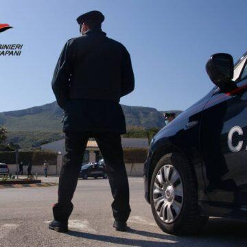 Donna rapinata nel centro di Trapani: i Carabinieri identificano ed arrestano il responsabile