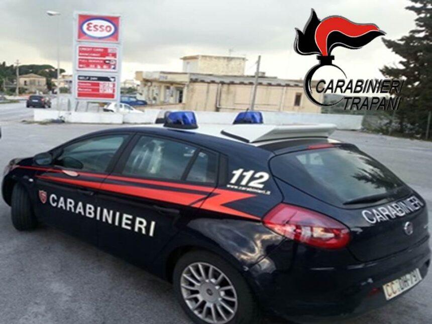 Castelvetrano. Operazione antidroga dei Carabinieri all'ex cementificio: 2 arresti