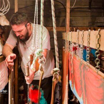 Sicilian Puppets Series: sabato e domenica le avventure di Guidone di Risa e di Orlando. Quarto appuntamento con i podcast del Museo, sul puparo catanese Natale Meli