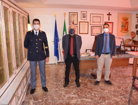 Il Commissario Gabriele Cannizzo è il nuovo Vice Dirigente del Commissariato di P.S.di Marsala