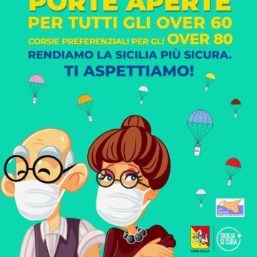 Open week vaccinazioni: rendiamo più sicura la Sicilia