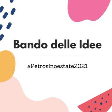 Petrosino, Estate 2021: approvato il Bando delle Idee