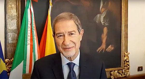 I 75 anni dell'Autonomia Siciliana. Il messaggio del Presidente della Regione Nello Musumeci