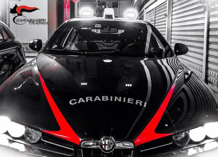 Mazara del Vallo: ruba auto a Castelvetrano. Intercettato e denunciato dai Carabinieri