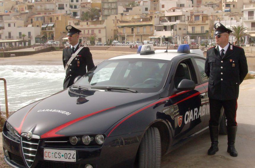 Castelvetrano: controlli del weekend. 1 arresto, 1 denuncia e chiusura di un locale