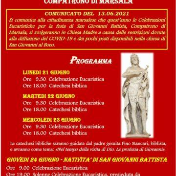 Festa di san Giovanni a Marsala