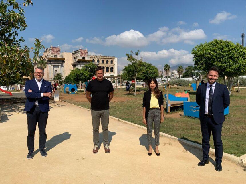 Nuova donazione M5S. Pannelli fotovoltaici al Parco della salute del Foro Italico di Palermo
