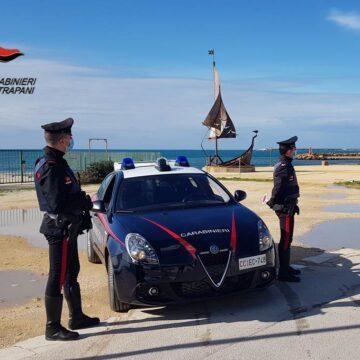 Mazara del Vallo. Tenta la fuga a bordo di bicicletta rubata: arrestato dai Carabinieri ladro seriale