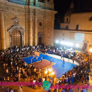 """Shock da Ground 2021"": basket-spettacolo in piazza"